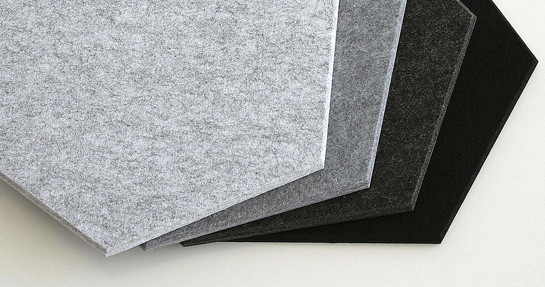 V-cut edges on pinboards
