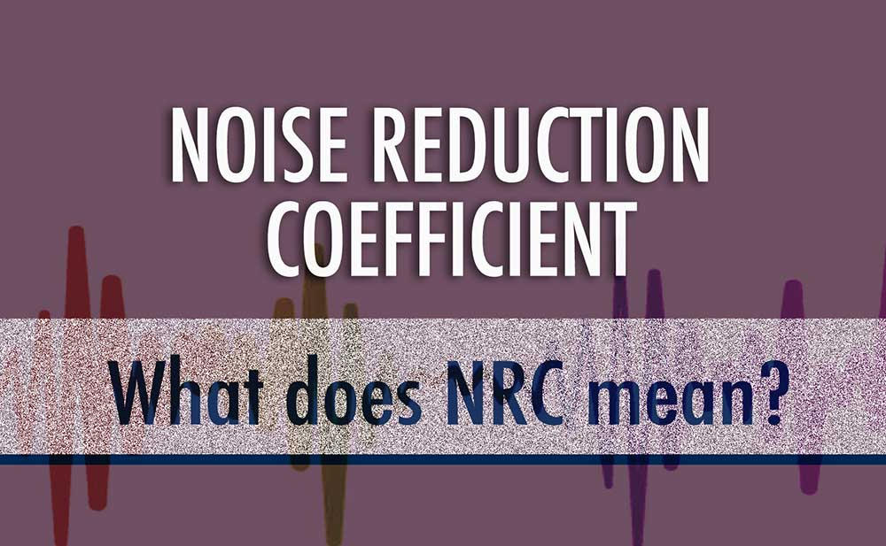 NRC noise rating?